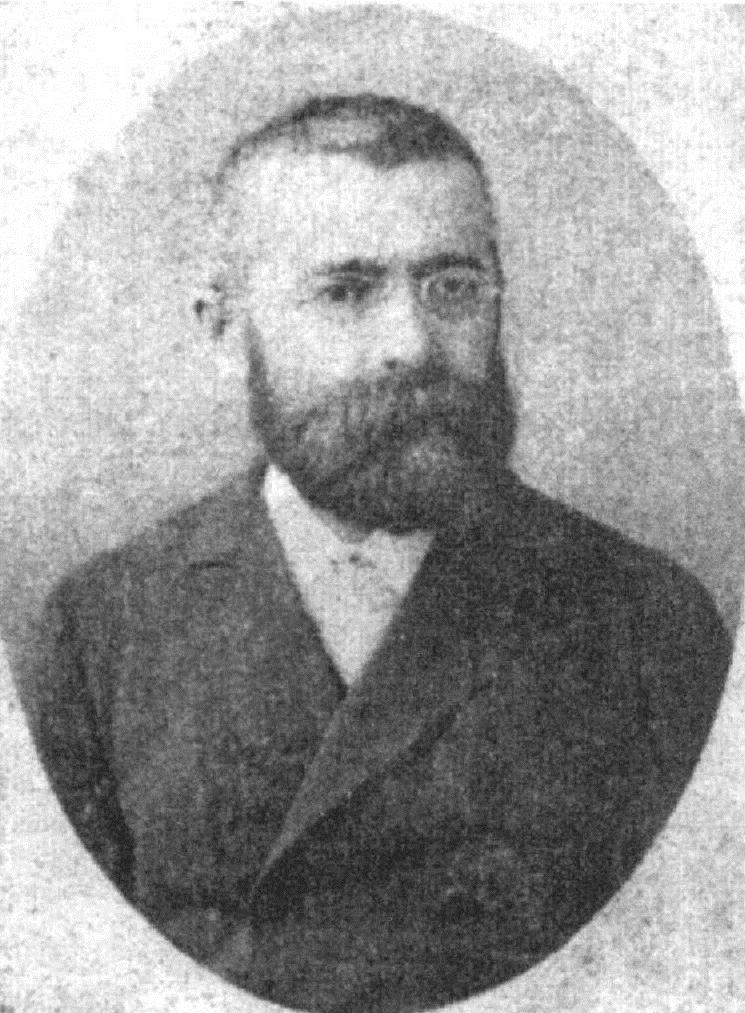 Vlajić Miloje - profesor i upravnik učiteljske škole u Nišu