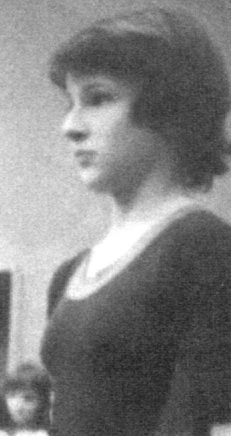 Jovanović – Hristov Ljiljana (Biberče) - gimnastičarka
