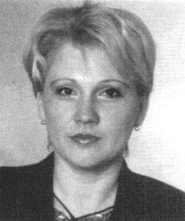 Stefanović  – Životić Ljiljana - gimnastičarka