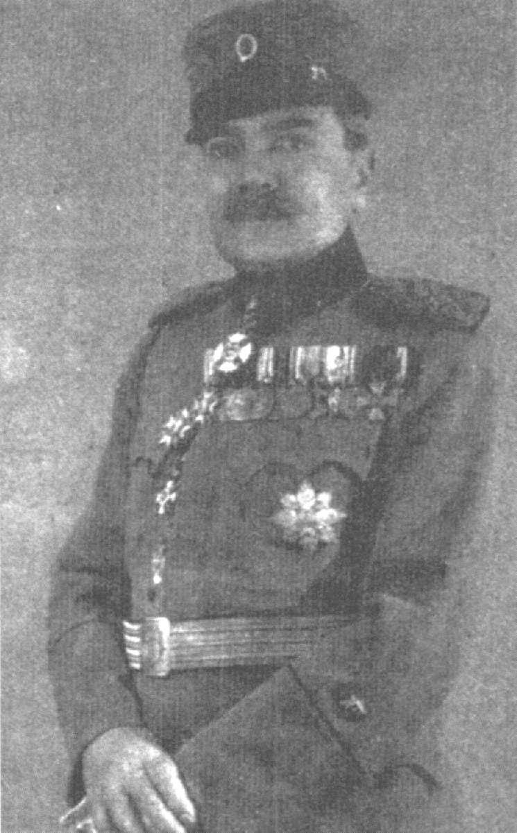 Vlajić Milutin - brigadni general
