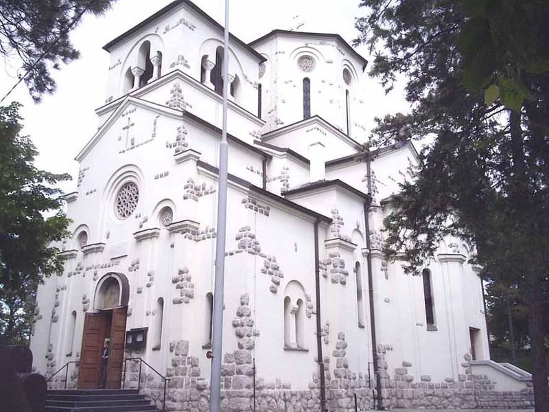 crkva Vaznesenja gospodnjeg u Zarkovu