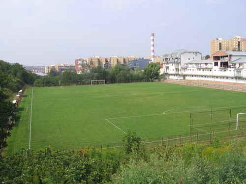 teren 2 FK Zarkova