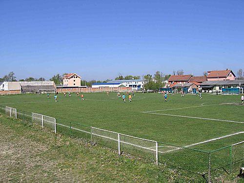 teren FK Zarkova