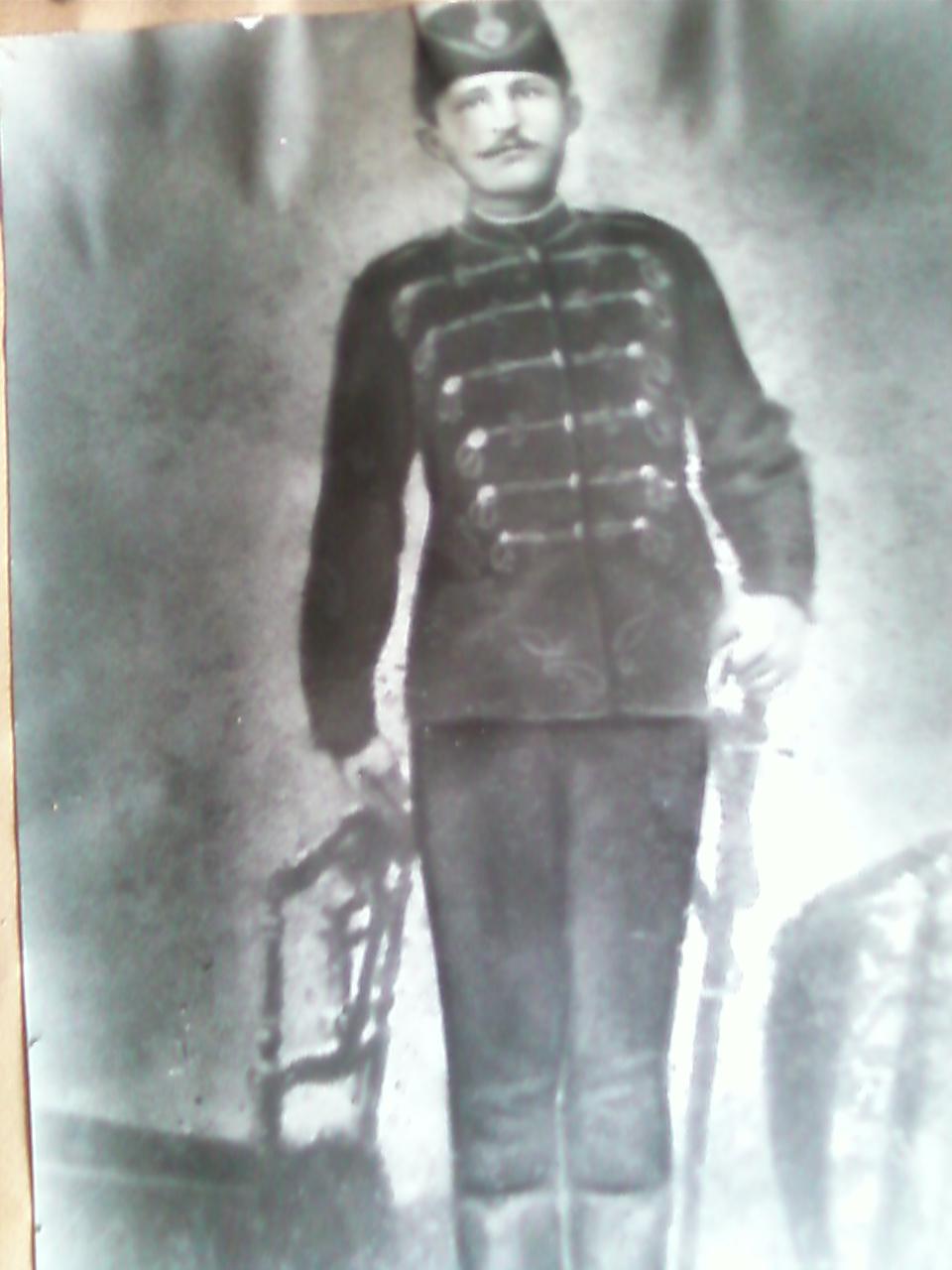 Vlajić (Jovan) Vasilije - gardista kralja Petra I